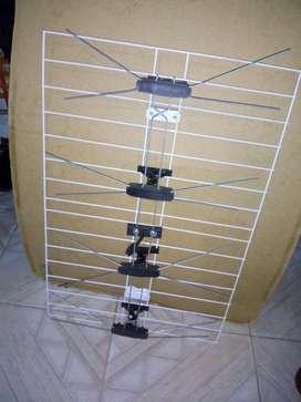 Antena de aire, para televisor