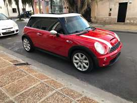 MINI COOPER S HOT PEPPER R53 FULL FULL TURBO AUTOMÁTICO SECUENCIAL  2005