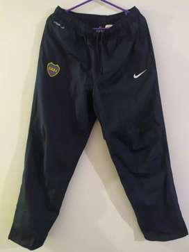 Pantalón Nike Boca jrs talle M lluvia nuevo