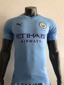 Camiseta Manchester City Jugador 2020
