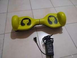 Scooter eléctrico hoverboard (Malumeta)