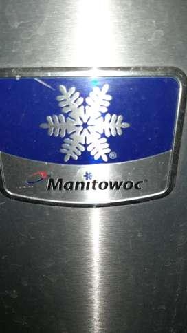 Máquina cubicadora de hielo