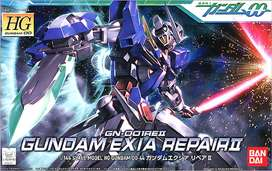 GN-001REII GUNDAM EXIA REPAIR II HG 1/144
