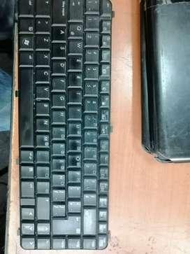 Teclado Portatil Board compaq 610