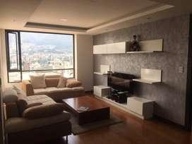 Arriendo departamento 2 dormitorios mejor sector de Quito