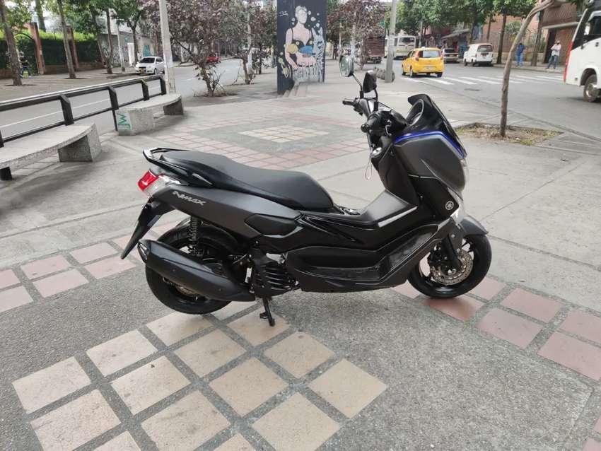 Yamaha nmax 155 modelo 201 9 Soat  mes 03 2022 tecno nuevo