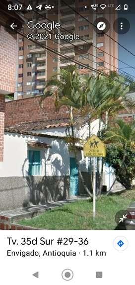 Casa lote con proyecto aprobado para 8 apartamentos