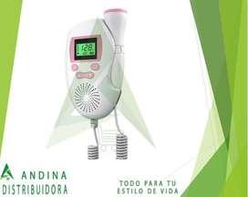 Monitor Fetal Doppler Portátil Uso Doméstico / Hospital