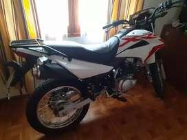 Vendo moto, 150cc