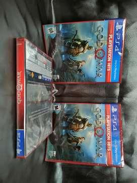 God of War Con envío gratis (Fisico) Ps4