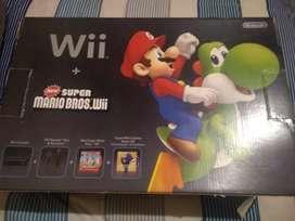 Nintendo Wii Usada.