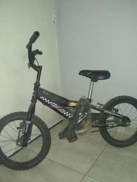 Bicicleta Olmo niño usada