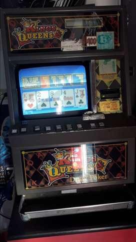Maquina de poker buen estado