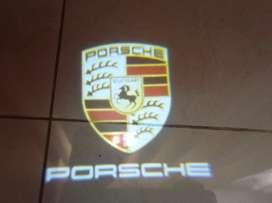 Bombillas Led de Puerta para Porsche Panamera