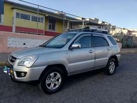 KIA SPORTAGE ACTIVE 2009 DIESEL TURBO