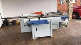 maquina escuadradora para corte mdf