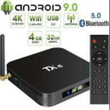 Tv Box android 9.0