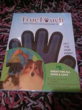 A la venta guantes quita pelusa de mascotas