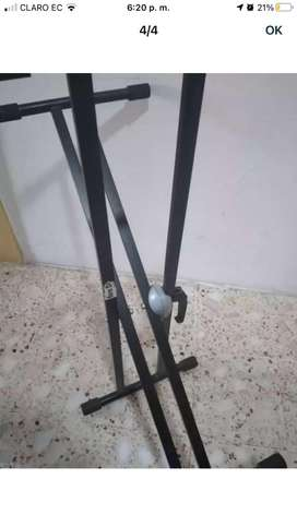 Pedestal de piano de doble resitencia