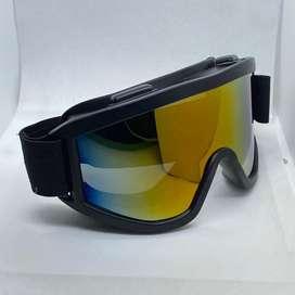 Gafas para Casco motocicleta