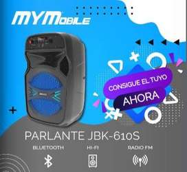 Parlante JBK 610s My Mobile