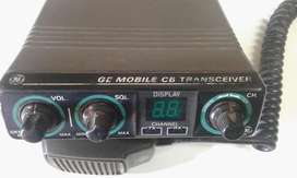 Radio Transmisor General Electric Banda Mobile Cb 35809 Ciudadana