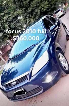 Ford focus Cred LED alta y baja