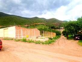 Lote listo para construir en el sector Trapichillo, Catamayo-Loja