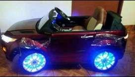 Carrito para Niño Land Rover