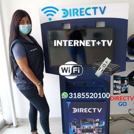 INTERNET INALAMBRICO  TV SATELITAL