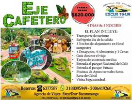 Tour Navidad en el eje cafetero Salida de Bucaramanga