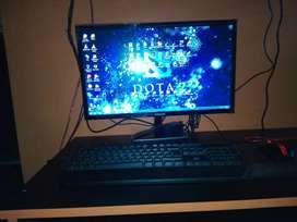 VENDO 10 PC AMD-A10 MONITOR SAMSUNG 22PULGADAS