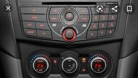 Consola y radio Mazda BT 50 nuevo