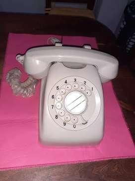 Teléfono de Época Funcionado (Japon )