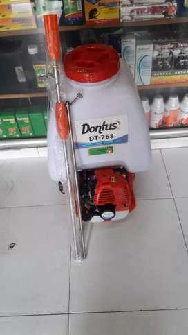 Pulverizador a gasolina