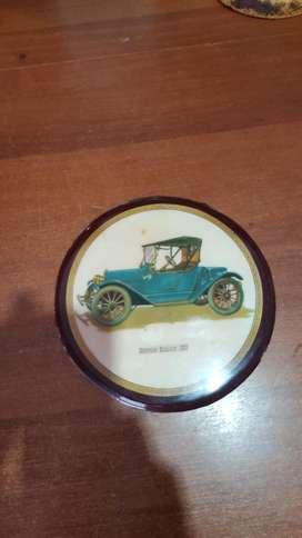 Vendo Antiguo Cuadro Chevrolet