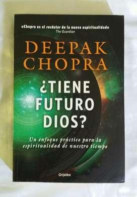 Deepak Chopra Tiene Futuro Dios