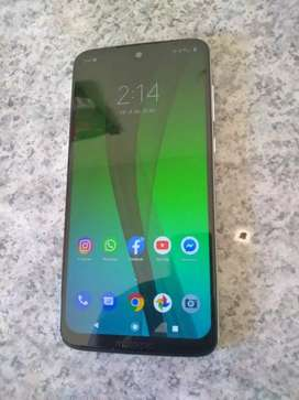 Moto G7 impecable