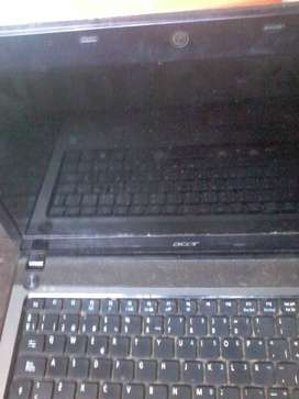 Vendo notebook acer en buen estado