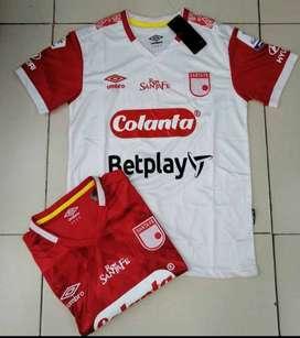 Camisetas Independiente Santa Fe