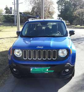 Vendo Jeep Renegade Sport Manual espectacular manual!!