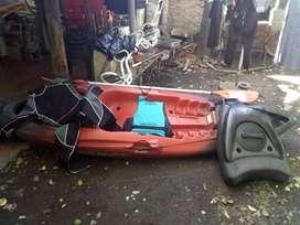 Kayak skandynavian combo