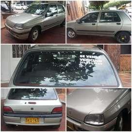 Clio 1999 inyección, AA, hidráulica