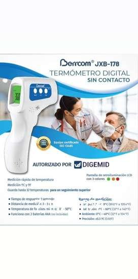 Termometro Infrarrojo Berrcom