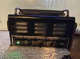 Vendo amplificadores de tubos antiguo