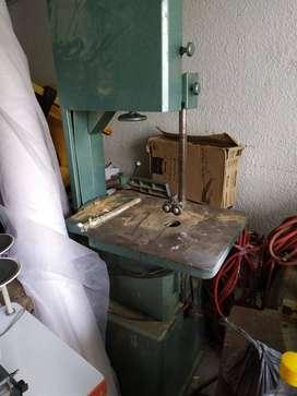 Sinfin maquina de corte