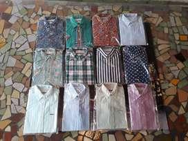 Camisas de niños y adolescentes (nuevas).