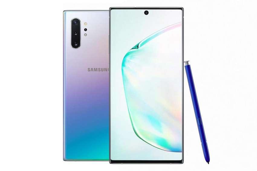 Samsung Galaxy Note10 Plus Note10 Celular Smartphone Original Tienda Oficial Samsung 0
