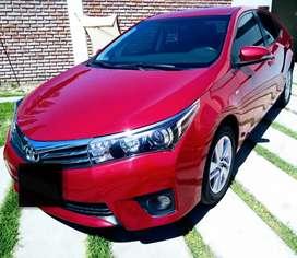 Toyota Corolla modelo 2016 xei pack l14