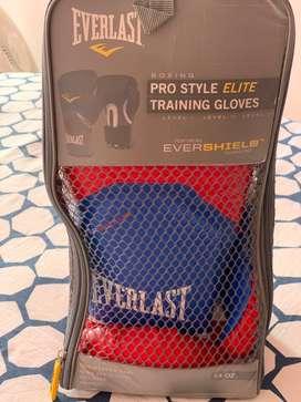 Se venden guantes de boxeo 14oz /160lb
